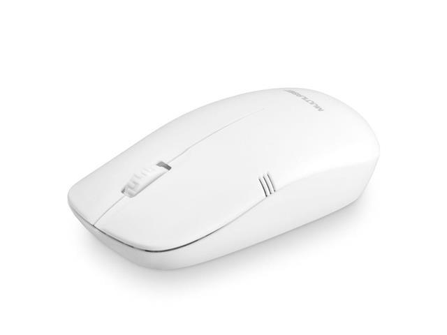 Mouse Sem Fio Multilaser MO286 2.4GHZ USB Branco