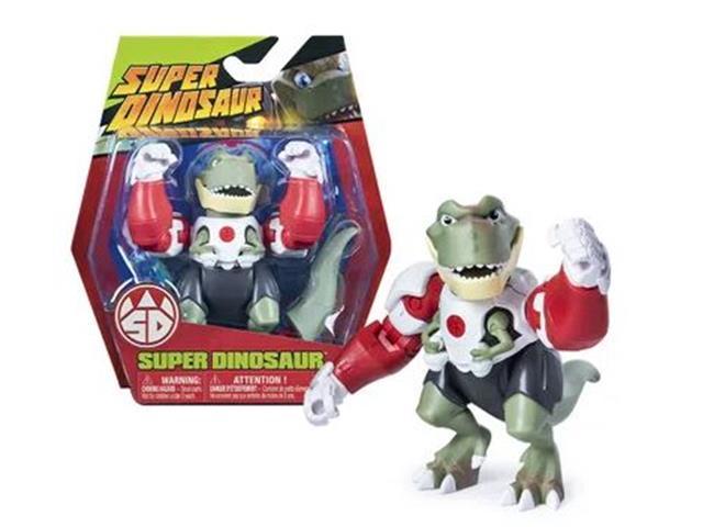 Super Dino Figura Básica Multikids BR1152 Modelo Sortido