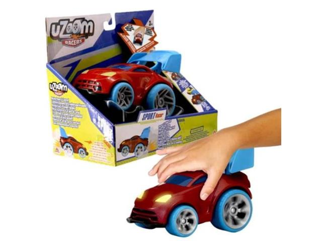 Carrinho Multikids BR1171 Uzoom Racers Sports Racer