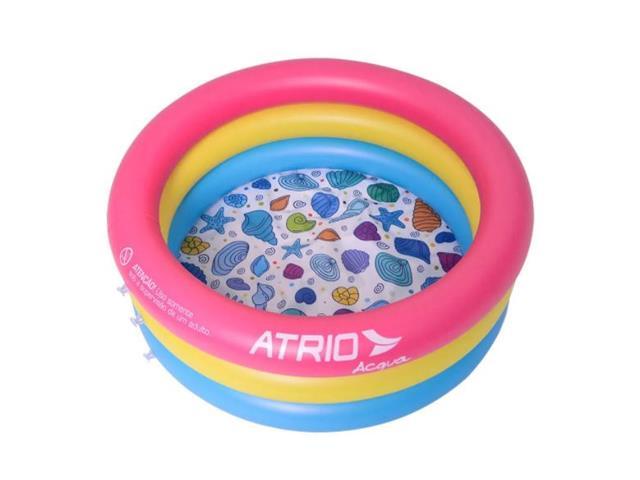 Piscina Inflável Atrio ES299 Infantil Circular 88 Litros