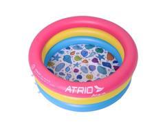 Piscina Inflável Atrio ES299 Infantil Circular 88 Litros - 0