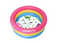 Piscina Inflável Atrio ES302 Infantil Circular 88 Litros