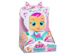 Boneca Multikids BR1180 Crybabies Daisy com Chupeta - 1