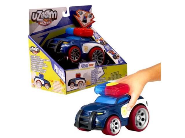 Carrinho Multikids BR1173 Uzoom Racers Police Racer