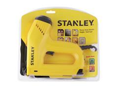 Grampeador e Pinador Stanley Elétrico - 1