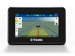 Monitor Trimble GFX-350 Bluetooth Wifi Tela LCD 7""