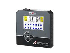 Monitor de Plantio Agrosystem MP36 18 Linhas Semente e Adubo