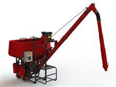 Máquina Grazmec Tratamento de Sementes TSG 1100 - 1