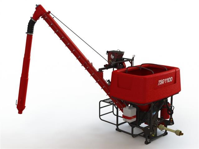 Máquina Grazmec Tratamento de Sementes TSG 1100