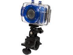 Câmera Vivitar Filmadora de Ação HD com Acessórios Azul - 1