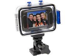 Câmera Vivitar Filmadora de Ação HD com Acessórios Azul - 2