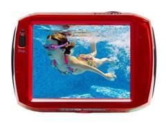 Câmera Vivitar de ação Full HD com Acessórios Vermelha - 2