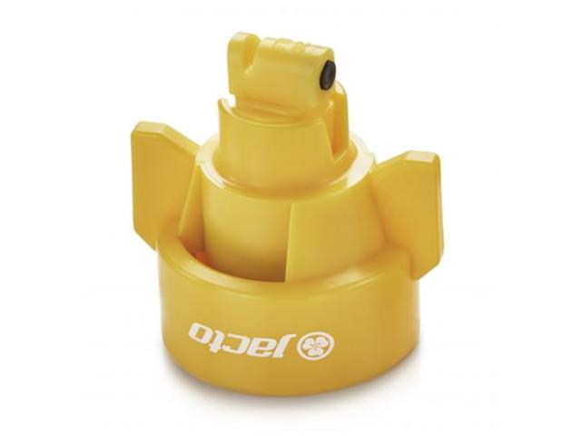 Combo Jacto 10 Bicos Pulverizador Leque FC TTI 11002 Amarelo