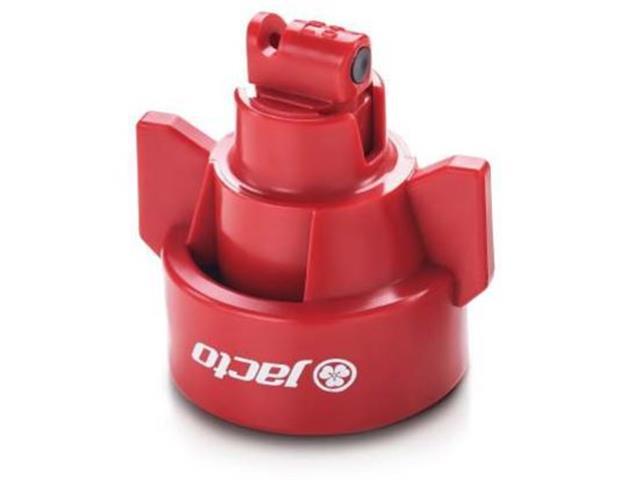 Combo Jacto 25 Bicos Pulverizador Leque FC TTI 11004 Vermelho