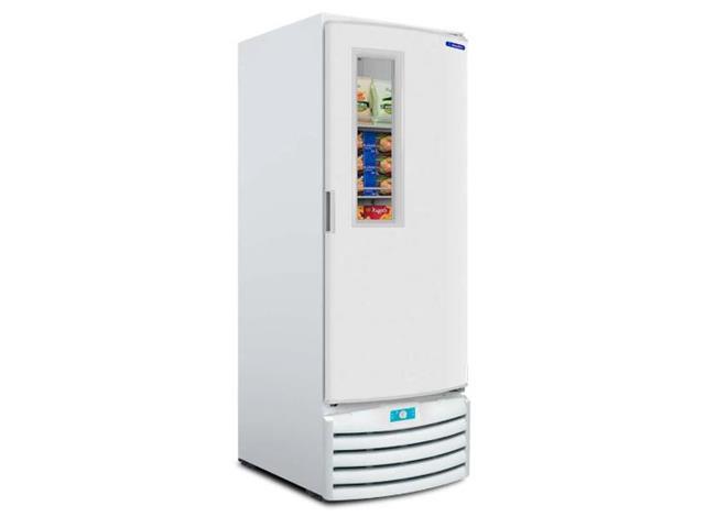 Conservador Freezer e Refrigerador Metalfrio VF55 539 Litros