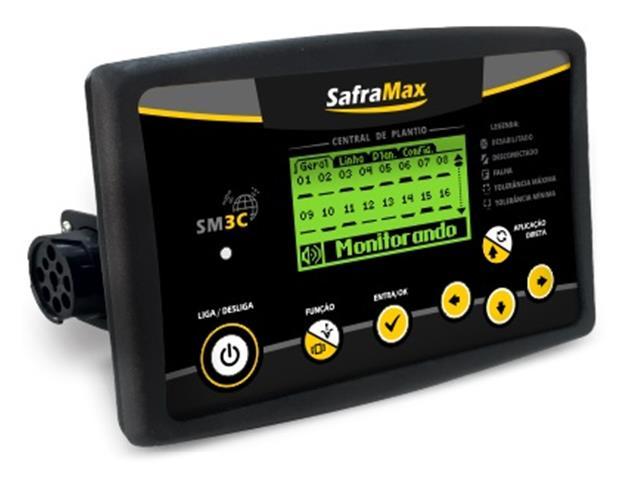 Kit Central de Plantio SafraMax SM3C - 08 Linhas