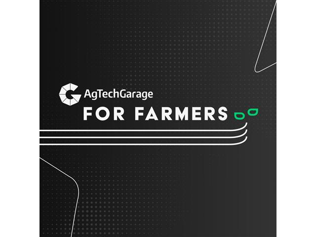 AgTech Garage For Farmers