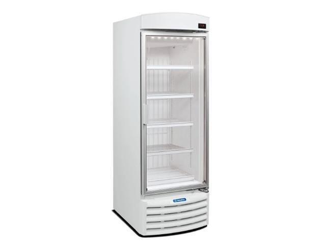 Freezer Vertical Metalfrio Porta de Vidro Frost Free Digital 572Litros