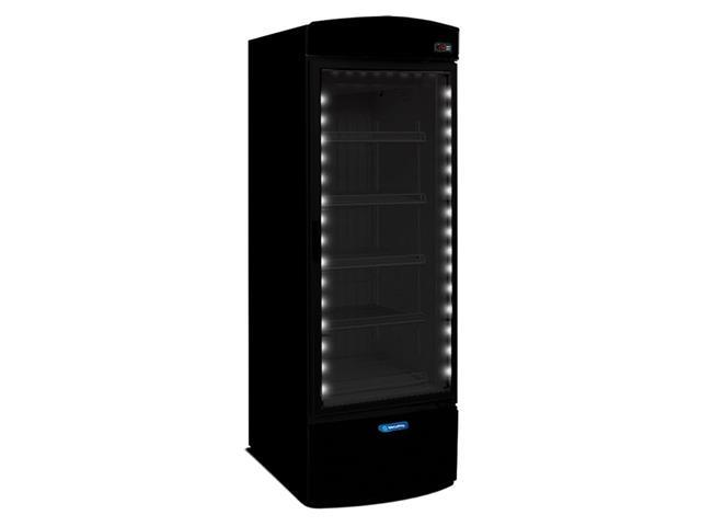 Freezer Metalfrio Vertical Controle Digital Ilum. LED 572 Litros Black