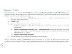 Pesquisa Salarial, Remuneração e Benefícios - IDEE - 1