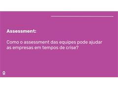 Assessment (mapeamento de potencial) - IDEE  - 2