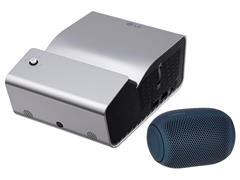 Kit Projetor TV Minibeam LG e Caixa de Som LG XBoom PL22