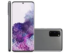 Kit Smartphone Samsung Galaxy S20 Cinza e Caixa de Som LG XBoom PL22 - 2