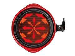 Grill Multifuncional Lenoxx Life Red 1250W - 2