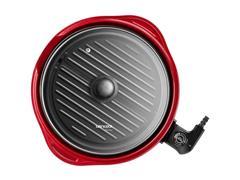 Grill Multifuncional Lenoxx Life Red 1250W - 1