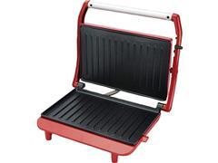 Grill Lenoxx Panini Inox Red 850W - 2