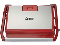 Grill Lenoxx Panini Inox Red 850W - 1