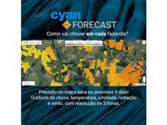 Monitoramento Climático - Cyan Agroanalytics - 1