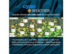 Monitoramento Climático - Cyan Agroanalytics - 2