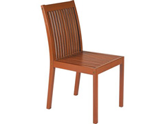 Cadeira sem Braço Tramontina Terrazzo Fitt Madeira - 0