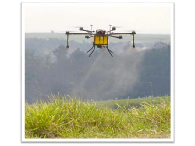 Drone Joyance Pulverizador Agrícola 2 Bicos Eletrostáticos 10 Litros
