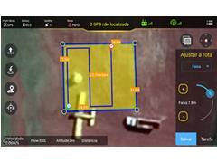 Drone Joyance Pulverizador Catação 6 Litros - 1