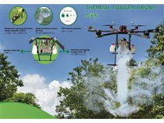 Drone Joyance Thermo Fogg Nebulizador (Fumacê)