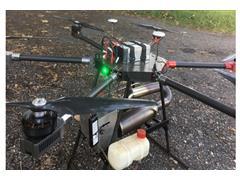 Drone Joyance Thermo Fogg Nebulizador (Fumacê) - 1