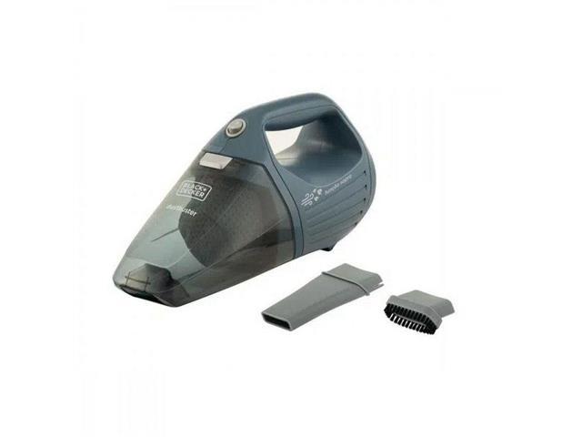 Aspirador de Pó Portátil Black&Decker Filtro Coletor 800ML 1200W