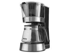 Cafeteira Elétrica Philco PCF20PI Inox Design 20 Cafezinhos - 1