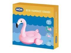 Boia Inflável Mor Flamingo Rosa Tamanho G - 2
