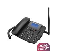 Telefone Celular Fixo 3G Intelbras CF 6031 Preto