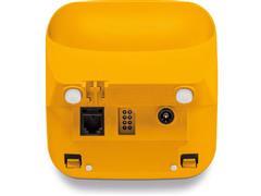 Telefone Sem fio Intelbras 3110 Branco e Amarelo - 3