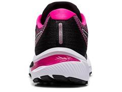 Tênis Asics Gel-Cumulus 22 Black/Pink Glo Feminino - 3