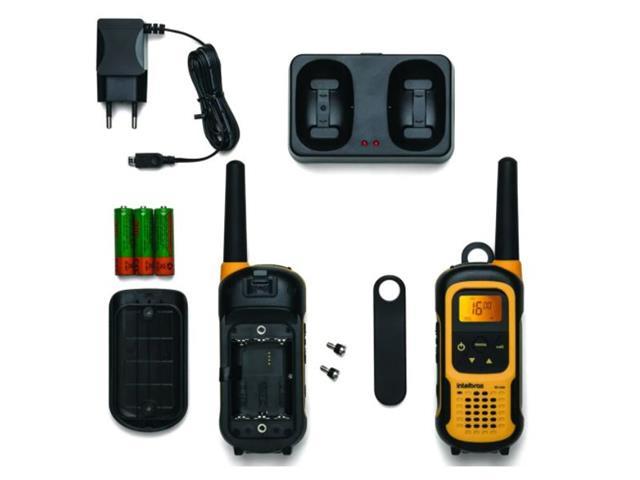 Radio Comunicador Intelbras RC 4102 WaterProof Par