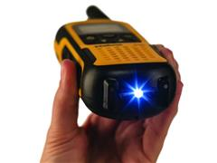Radio Comunicador Intelbras RC 4102 WaterProof Par - 5