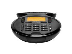 Caixinha Audio Conferência sem Fio Digital Intelbras TS 9160 Preto - 5