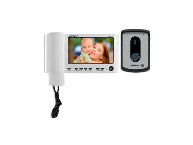 Video Porteiro Intelbras IV 7010 HS com Display Branco