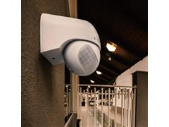 Sensor de presença para iluminação Intelbras ESP 180 Branco - 5