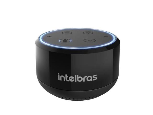 Mini Alto Falante Bluetooth Inteligente Izy Speak Wifi Bivolt